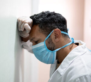 Troubled Veterinarian